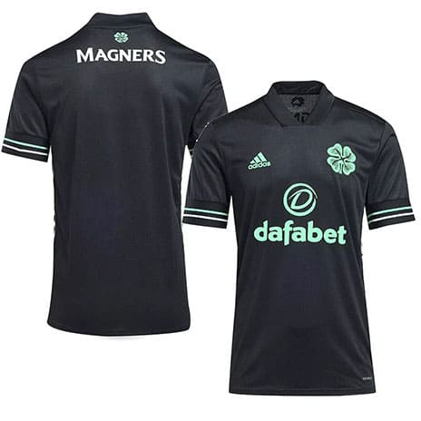 Maillot Celtic third 2020-2021