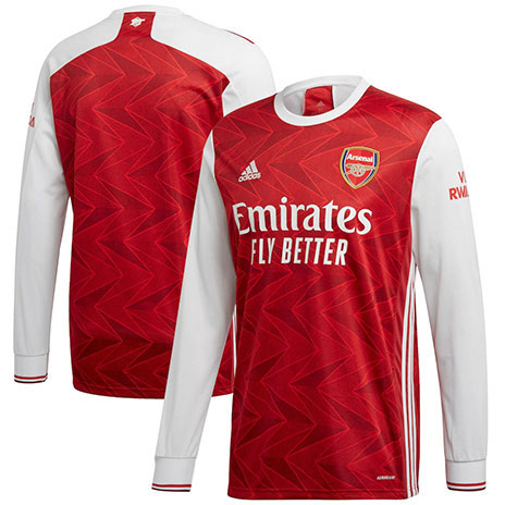 Maillot domicile Arsenal ML 2020-2021
