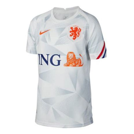 Maillot pre match Pays Bas 2020