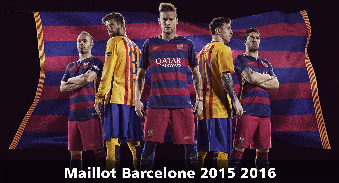 maillot Barcelone 2020 2021